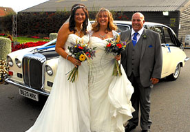 Wedding and Civil Ceremony Car Hire